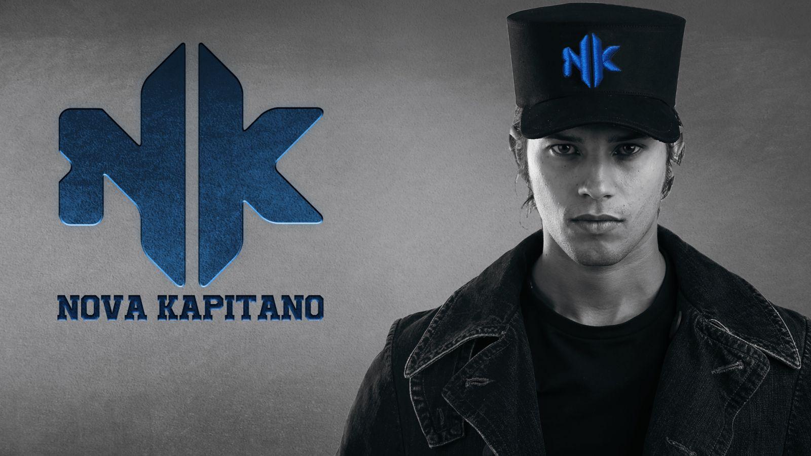 nova kapitano