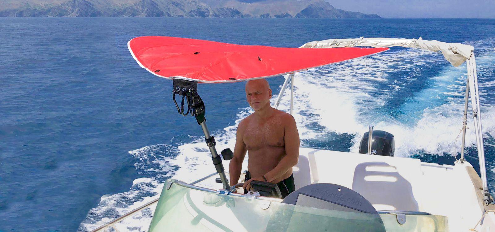 parasol bateau