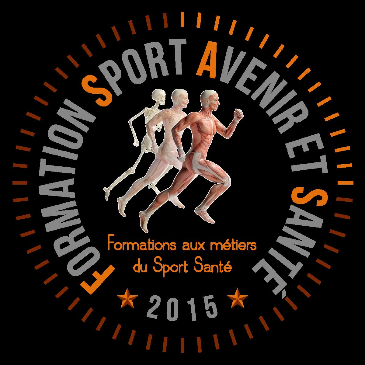 Logo Formation Sport Avenir et Sante