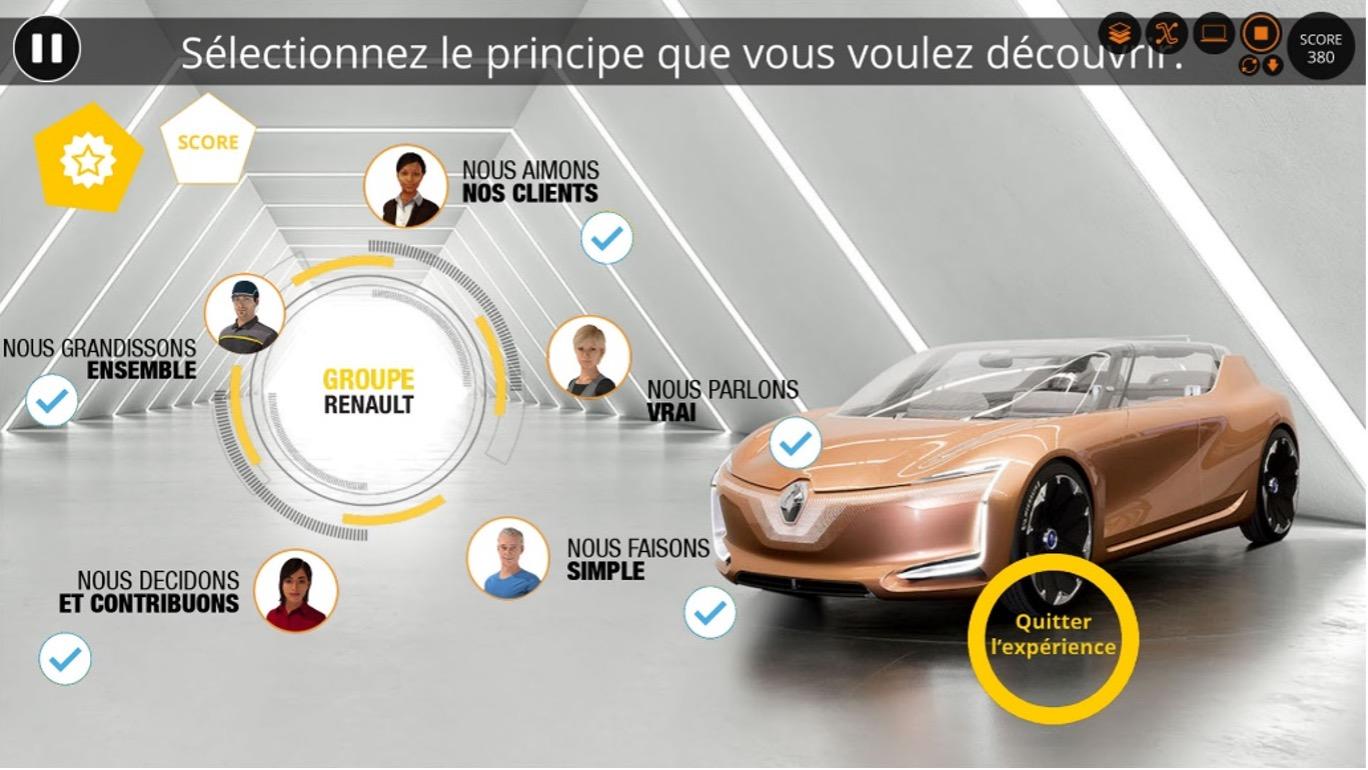 Renault way