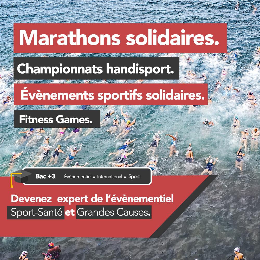 evenements sportifs solidaires