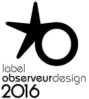 label observeur design