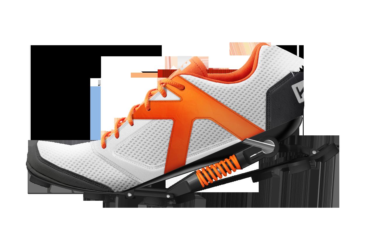 ENKO running shoes : Preserve your