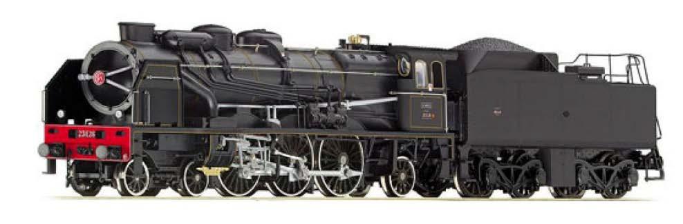 Trains électriques Au Pullman