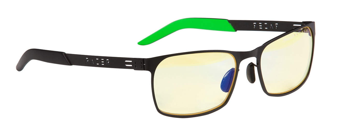 lunettes FPS GUNNAR Optiks dessinées par Razer