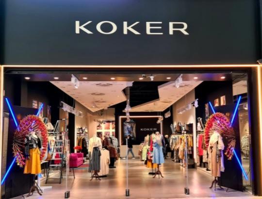 Photo boutique Koker Madrid (Espagne)