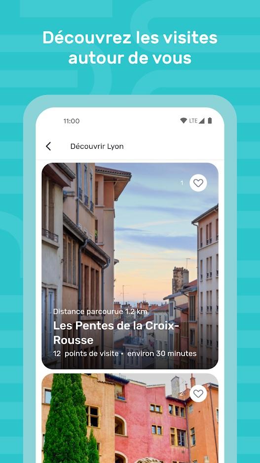 Tourisme en ville : une application à télécharger pour visiter Paris ou Lyon Illustrationlivstory1