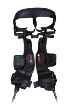 ski mojo exosquelettes appliqués au ski