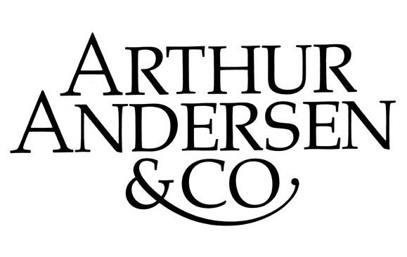 logo arthur andersen