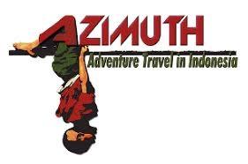 logo azimuth travel