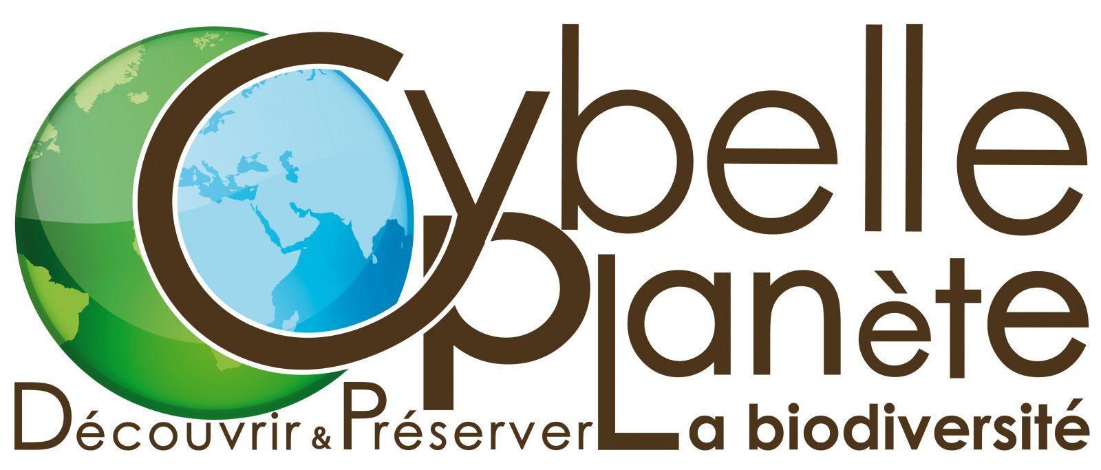 logo cybelle planete