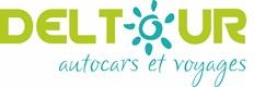 logo Deltour autocars et voyages