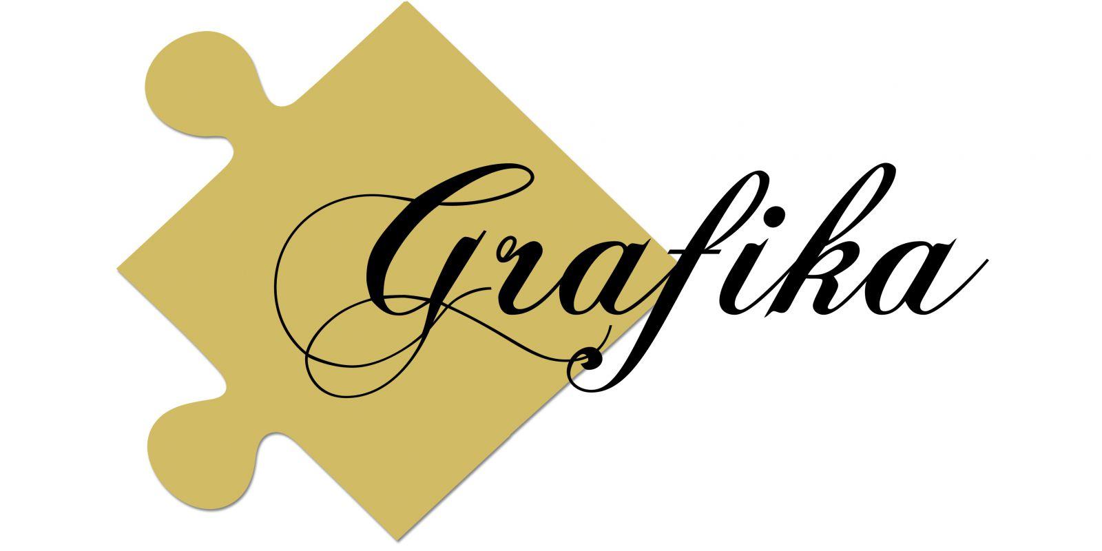 logo grafika puzzle