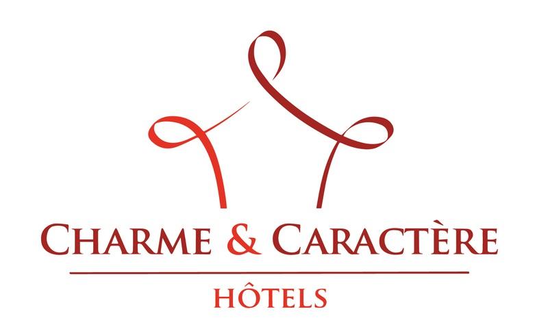 logo hotel de charme et de caractère