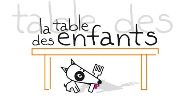 logo la table des enfants