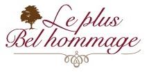 logo le plus bel hommage
