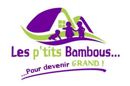 logo creche les ptits bambous