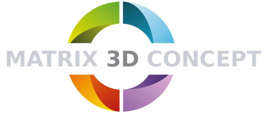 logo Matrix 3D Nailart