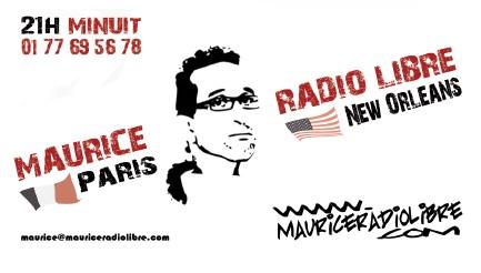 image maurice radio libre