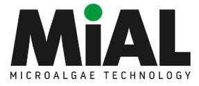 logo mial microalgae technology