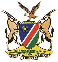 logo namibie