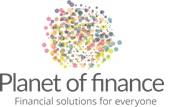 logo planet of finance