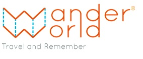 logo wander world