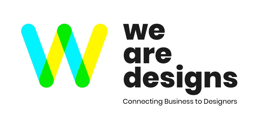 logo we are designs