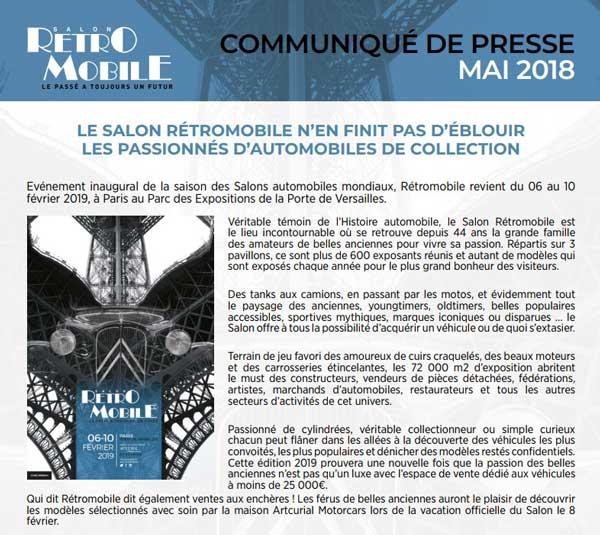 Wohn-Retromobile-2 Pressemitteilung